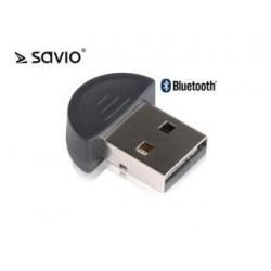 Adapter Bluetooth Savio USB BT-02