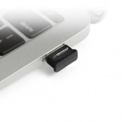 Adapter Bluetooth Esperanza EA159 USB 2,0, czarny