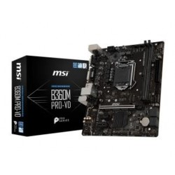 Płyta MSI B360M PRO-VD/B360/DDR4/SATA3/M.2/USB3.0/PCIe3.0/s.1151/mATX