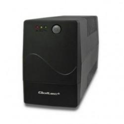 Zasilacz awaryjny UPS Qoltec MONOLITH 650VA | 360W