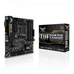 Płyta Asus TUF B450-PLUS GAMING/AMD B450/SATA3/M.2/USB3.1/PCIe3.0/AM4/ATX