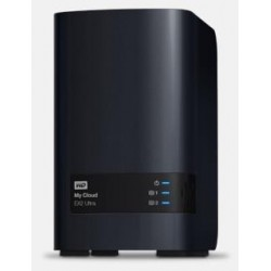 Serwer plików NAS WD My Cloud EX2 Ultra 0 TB ( WDBVBZ0000NCH )