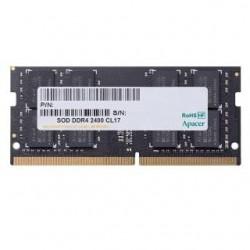 Pamięć SODIMM DDR4 Apacer 4GB (1x4GB) 2400MHz CL17 1,2V