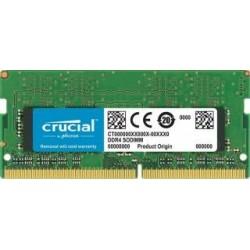 Pamięć DDR4 Crucial SODIMM 8GB 2400MHz CL17 1,2V
