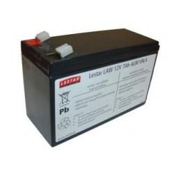 Akumulator żelowy wymienny Lestar LAWu 12V 7Ah AGM VRLA