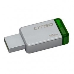 Pendrive Kingston DataTraveler 50 16GB USB 3.0 DT50/16GB Aluminum