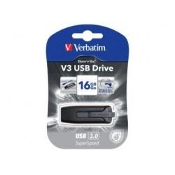Pendrive Verbatim 16GB V3 USB 3.0.0