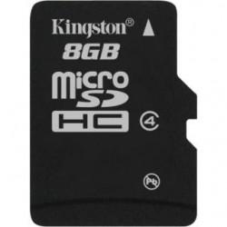 Karta pamięci Kingston Micro Secure Digital 8GB Class-4 MicroSDHC
