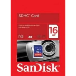 Karta pamięci SDHC SanDisk 16GB Class4