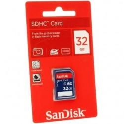 Karta pamięci SDHC SanDisk 32GB Class4