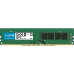Pamięć DDR4 Crucial 4GB 2400MHz CL17 SRx8 1,2V