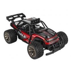 Samochód zdalnie sterowany RC UGO Buggy czarno-czerwony