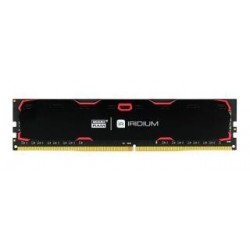 Pamięć DDR4 GOODRAM IRIDIUM 4GB 2400MHz CL15-15-15 IRDM 512x8 Black