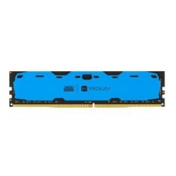 Pamięć DDR4 GOODRAM IRIDIUM 4GB 2400MHz CL15-15-15 IRDM 512x8 Blue
