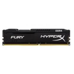 Pamięć DDR4 Kingston HyperX FURY Black 4GB 2666MHz Non-ECC CL15 1,2V
