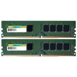 Pamięć DDR4 Silicon Power 8GB (2*4GB) 2133MHz PC4-17000 CL15 1,2V 288pin