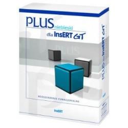 InsERT - niebieski PLUS dla InsERT GT