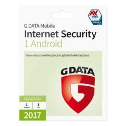 G DATA Mobile InternetSecurity for Android 1DEV 1ROK