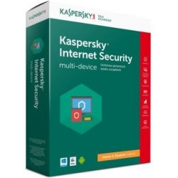 Licencja BOX Kaspersky Internet Security HomeandStudent - multi-device 1 stanowisko 1 rok