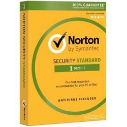 Oprogramowanie NORTON SECURITY STANDARD 3.0 PL 1 USER 1 DEVICE 12MO CARD MM