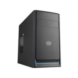 Obudowa Cooler Master MasterBox E300L Mini Tower bez zasilacza USB 3.0 czarno-niebieska