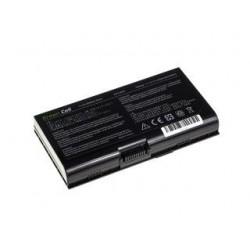 Bateria Green Cell do Asus F70 G71 G72 M70 N70 N90 Pro70 X71 X72 6 cell 11,1V