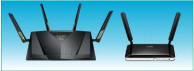 Routery bezprzewodowe
